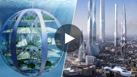 Voilà à quoi pourrait ressembler le monde en 2116 selon un rapport | Rescoop -Faune - Flore - Environnement | Scoop.it