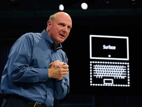 Heck Yes, Microsoft Absolutely Should Make Its Own Phone | Apple iPad and other Tech | Scoop.it