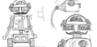 Mon animateur radio préféré est un androïde à moustache | Actu radios | Scoop.it