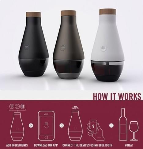 La machine qui (ne) transformait (pas) l'eau en vin ! - Magazine du vin - Mon Vigneron | Actualités du Vin | Scoop.it