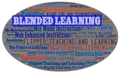 7 Excellent Free Blended Learning Resources – Understanding the Whys and Hows of Mixed Mode Instruction | Blended Learning | Scoop.it