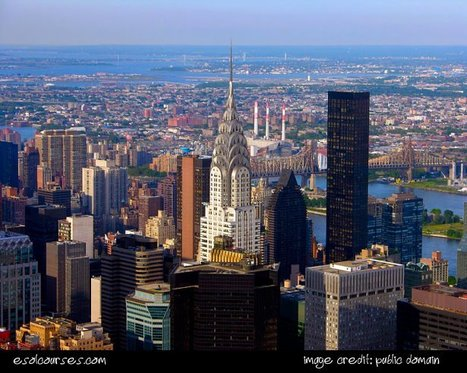 New York Tourist Attractions | English Listening Lessons | Scoop.it