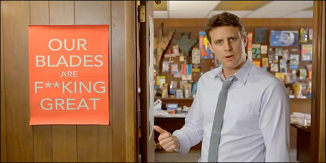 Dollar Shave Club takes on big brands | MarketingHits | Scoop.it