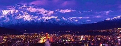 Teach English in the City of the Majestic Andes: Santiago, Chile | Discover the World while teaching English abroad | Scoop.it