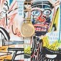 KOMONO x Basquiat Spring/Summer 2014 Watch Collection - stupidDOPE   allYouNeedIsArt   Scoop.it