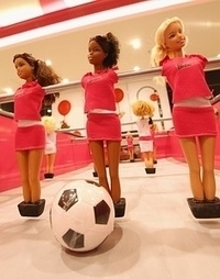 Little Girls Aren't Playing With Barbie Dolls | Dolls Universe | Scoop.it