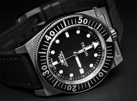 La montre de plongée Triton renaît de ses cendres | Les Gentils PariZiens : style & art de vivre | Scoop.it