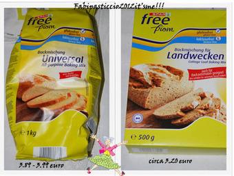 Prezzi dei prodotti senza glutine a Salisburgo | Ricette 2.0 Food Blog | FreeGlutenPoint | Scoop.it