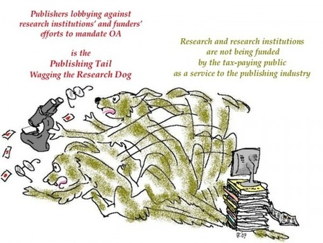 Publisher Double Dealing on OA | Open Access News from the RSP team | Scoop.it