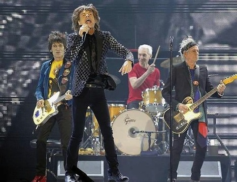 Los Rolling Stones regresan a España | Actualitat Musica | Scoop.it