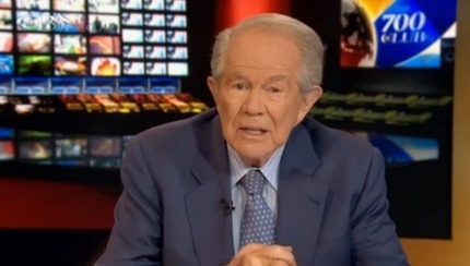 Pat Robertson: Security Cameras Signal 'Mark of the Beast' and Approaching End Times (VIDEO) | Daily Crew | Scoop.it