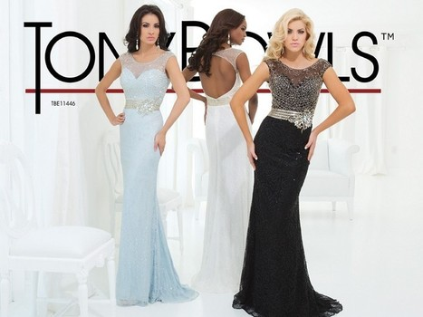 Tony Bowls Evenings TBE11446 | Tony Bowls Evenings | Scoop.it