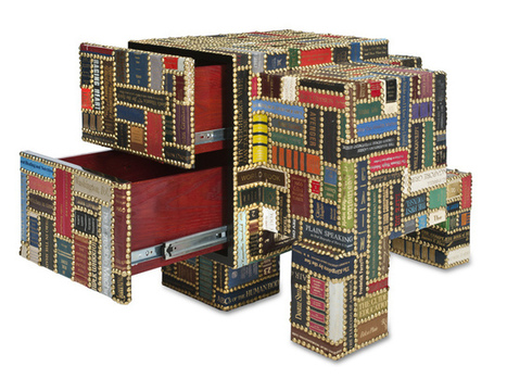 """Bookmarking Book Art - Why """"spineless""""?   Books On Books   Scoop.it"""