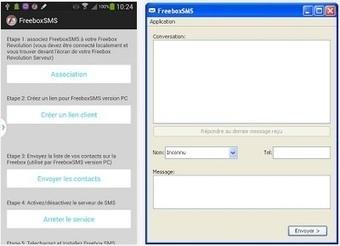 Freebox SMS: mise à jour 1.10: correctifs et ajout d'une nouvelle Freebox Locale   Free Mobile, Orange, SFR et Bouygues Télécom, etc.   Scoop.it