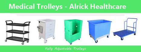 Why Stainless Steel Medical Trolleys are in Great Demand? | Healthcare Equipment & Supplies | Scoop.it