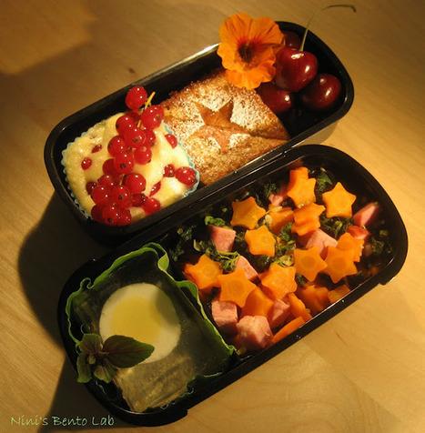 BENTO NONO: CONCOURS BENTONONO - LES PARTICIPATIONS!   Bento Lunch Box   Scoop.it