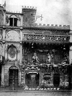 Cool Stuff in Paris | Café de L'Enfer (aka Cabaret de L'Enfer) Weird Paris history | Modern Ruins, Decay and Urban Exploration | Scoop.it