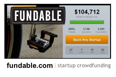 Fundable debuts as a Kickstarter for corporate set | The Robot Times | Scoop.it