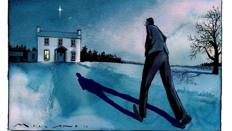 The wise man: a short story by Donal Ryan | The Irish Literary Times | Scoop.it