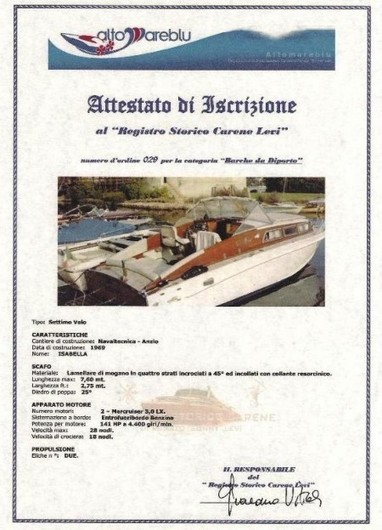 Settimo Velo - Isabella: superbo restauro in vendita a Salerno | Nautica-epoca | Scoop.it