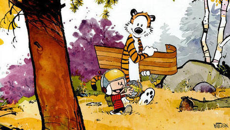4 Tips On Creativity From The Creator Of Calvin & Hobbes | StrategicPlay® | Scoop.it