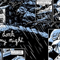 Book Review: A WRINKLE IN TIME - THE GRAPHIC NOVEL By Hope Larson   Ladies Making Comics   Scoop.it