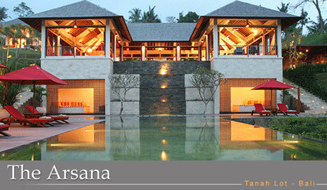 The Arsana Estate - Bali Villas Accomodation | Bali Villas Accomodation | Scoop.it