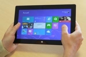 Surface Pro sous Windows 8 Pro : le test   Télécoms & IT pour les professionnels, TPE et PME.   Scoop.it