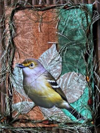 ATC oiseaux | Patouille et scrapbooking | Scoop.it