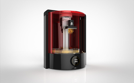 The Autodesk 3D Printer - 3D Printing Industry   develop, research, design, create   Scoop.it