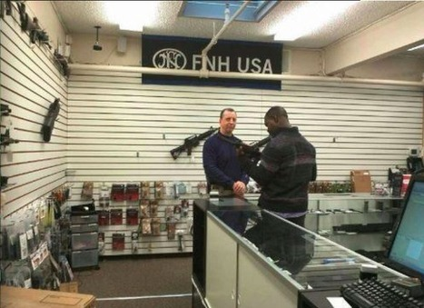 AMERICAN GUN STORE: Before And After Sandy Hook Massacre [PHOTOS] | Flash Business & Finance News | Scoop.it