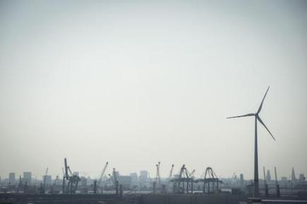 Inauguration d'une première éolienne intelligente dans le port d'Anvers | Wind Power : innovation et R&D | Scoop.it