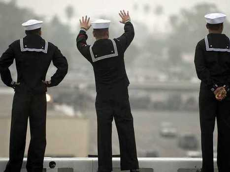 Navy Sequester Cuts Budget - Business Insider   US Navy   Scoop.it