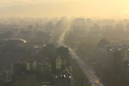 Pékin veut aspirer la pollution   Un peu de tout et de rien ...   Scoop.it