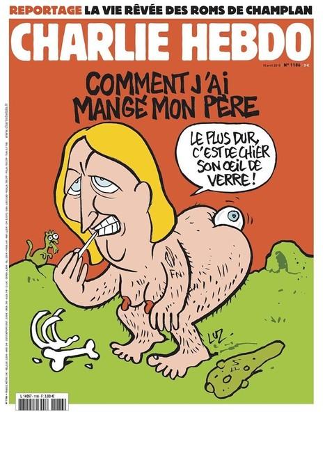 Charlie Hebdo n°1186 | Culture | Scoop.it