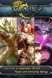 Immortalis app update released July 2014   ios and android game hacks   Scoop.it