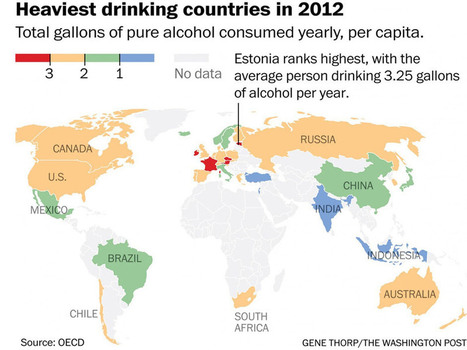 Alcohol kills more people worldwide than HIV, AIDS, violence and tuberculosis ... - National Post | Health and Human Development Unit 4 | Scoop.it