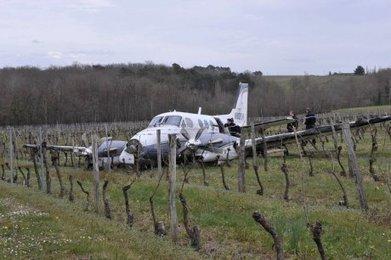 Un bimoteur se pose dans les vignes de Sainte-Radegonde | Vin & Gastronomie | Scoop.it