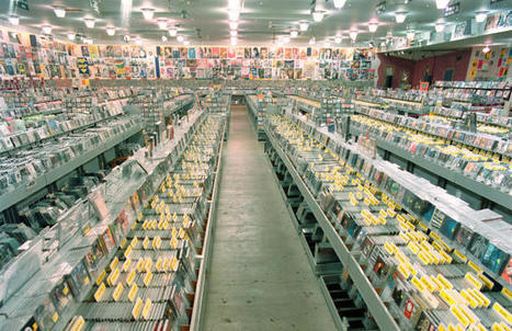 Is the Internet Really a Record Store's Enemy? 5 Shops on Existing in the Digital Age - Stephen Godfroy, Rough Trade | Music Industry News | Scoop.it