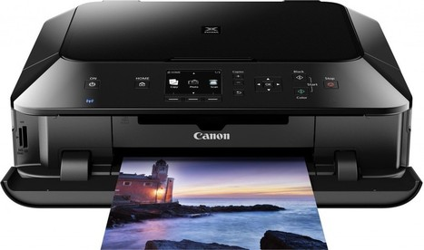 How Canon has made photo printing relevant again with its social network-savvy printers | Printer Support | Scoop.it