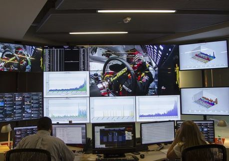 NASCAR hitches ride to social media, technology | Implications of Big Data | Scoop.it