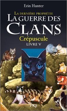 La guerre des clans : Crépuscule | Livres lus et conseillés par Bastien Fort (Loire) | Scoop.it