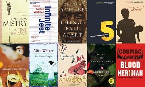 The best novels in English: readers' alternative list | Year 12 English Resources | Scoop.it