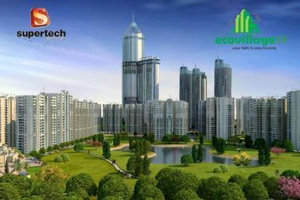 Supertech Eco Village 4 in Noida Extension with energy efficient Flats | Buy Property in India | Scoop.it