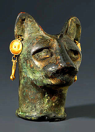 Brooklyn Museum: Divine Felines: Cats of Ancient Egypt | Merveilles - Marvels | Scoop.it