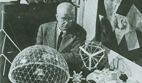 The Flying Cities of Buckminster Fuller   Stuff of Genius   Architecture and Design   Scoop.it