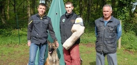 Un maître-chien tourlavillais aux championnats du monde | La Manche Libre cherbourg | CaniCatNews-actualité | Scoop.it