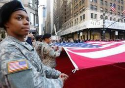 Veterans Day: 'America's Parade' honors women's roles in armed services       Coffee Party Feminists   Scoop.it