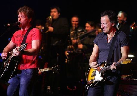 Surprising Springsteen-Bon Jovi poll result revealed - Asbury Park Press | Bruce Springsteen | Scoop.it
