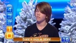 [VIDÉO] David, 14 ans, finaliste du Trophée des lycées (QPUC, janvier 2014)   EIP   Scoop.it